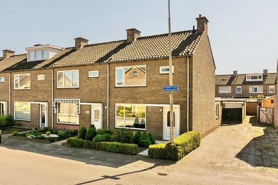 Frederik Van Eedenstraat 48 in Etten-Leur 4873 AX