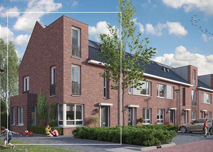 In Het Hart (Bouwnummer 113) in Oosterhout 4901 MD