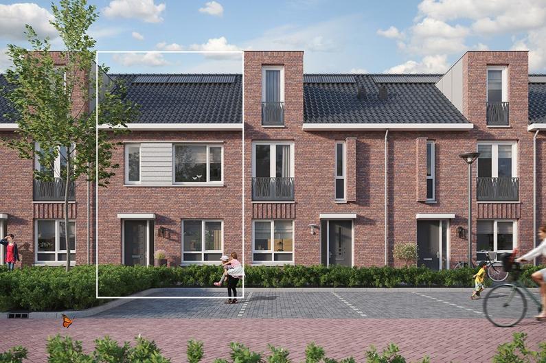 In Het Hart (Bouwnummer 103) in Oosterhout 4901 MD
