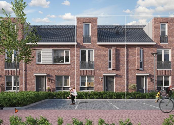 In Het Hart (Bouwnummer 106) in Oosterhout 4901 MD