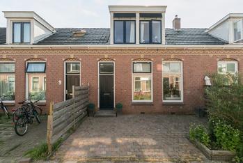 Jan Van De Capellestraat 11 in Leeuwarden 8932 HM