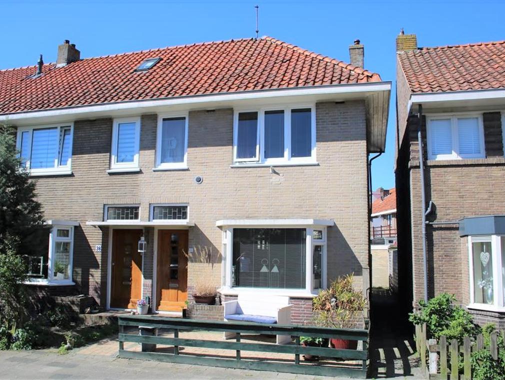 De Bourbonstraat 36 in Sneek 8606 BM