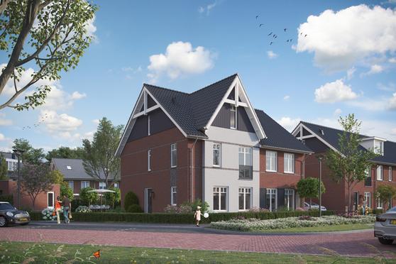 601 | Tweekapper Met Dwarskap (Bouwnummer 601) in Nieuwendijk 4255 JR