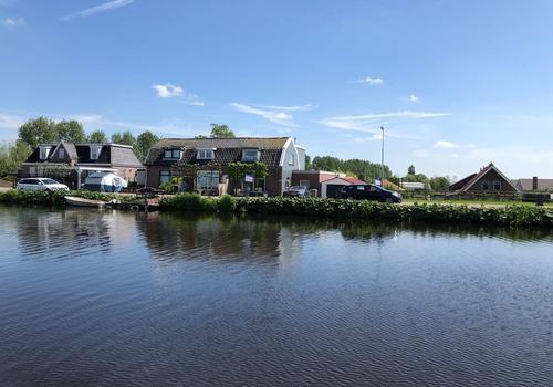 Hillegommerdijk 498 in Beinsdorp 2144 KW