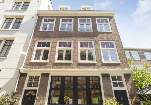 Karthuizersdwarsstraat 3 B in Amsterdam 1015 KP