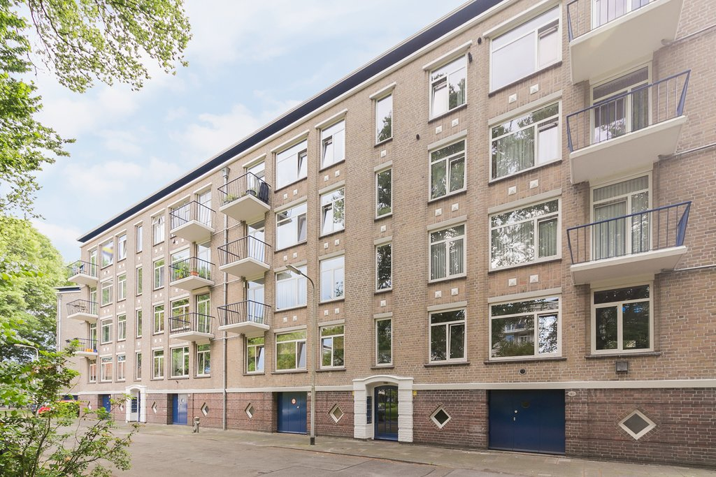 Pater Bleijsstraat 2 in Tilburg 5025 VP: Appartement te koop. - Van ...