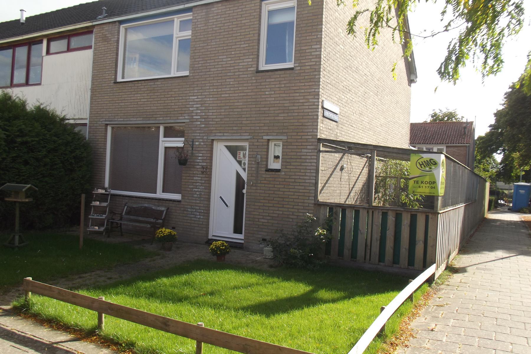Utrechtsestraat 35 in Creil 8312 AE
