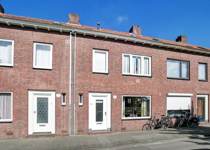 Coba Pulskenslaan 13 in Tilburg 5025 WD
