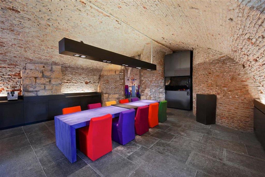 Karakteristieke Gewelfde Plafonds : Rijksweg 68 in gronsveld 6247 ak: woonhuis te koop. netherlands