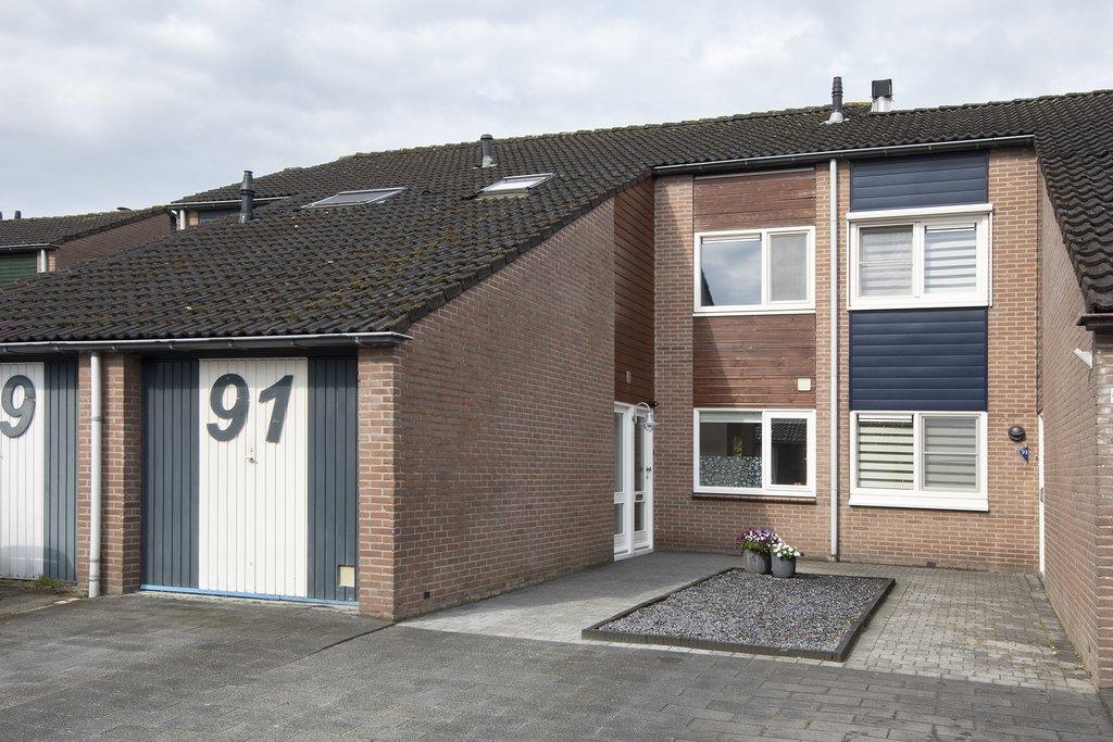 Arkelhof 91 in zevenbergen 4761 mh: woonhuis. van wensen makelaars