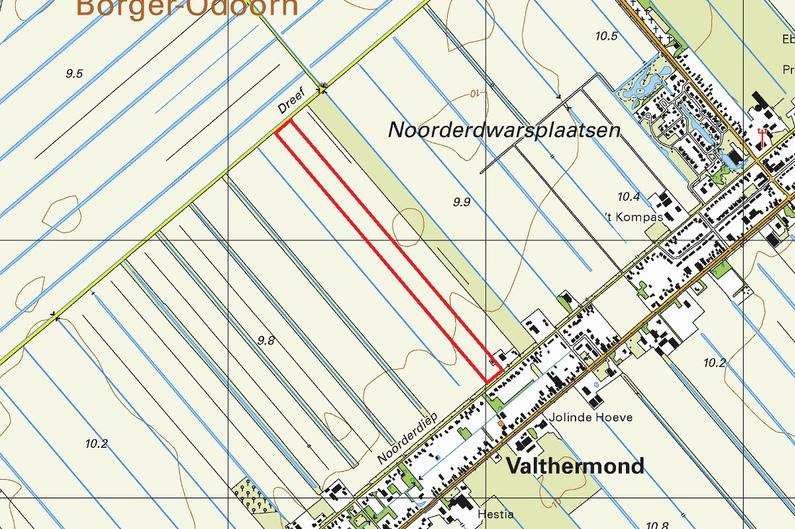 Noorderdiep 133 in Valthermond 7876 CG