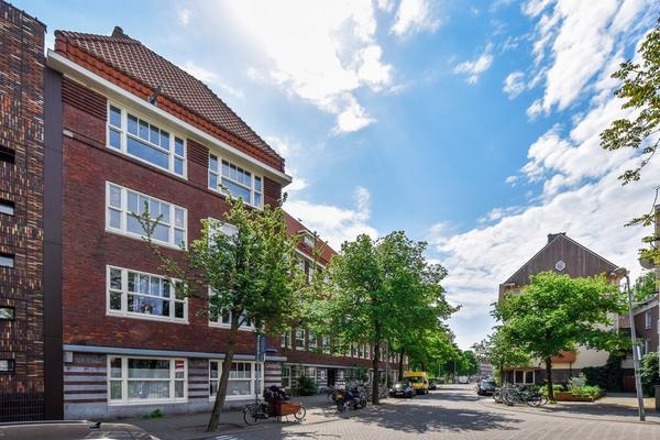 Joubertstraat 17 -Iii in Amsterdam 1091 XN