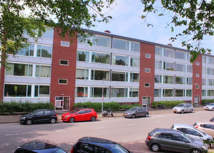 Mr. Jan Gerritszlaan 83 I in Haarlem 2024 KP