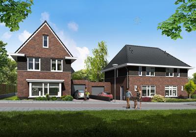 Bouwnummer in Steenbergen 4651
