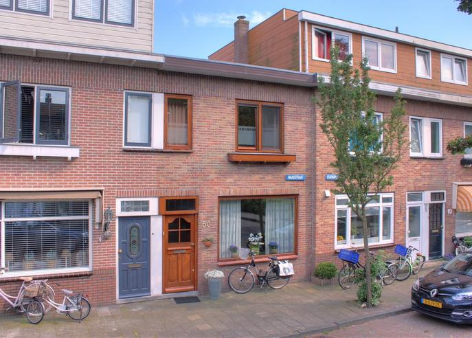 Maasstraat 50 in Haarlem 2025 RM
