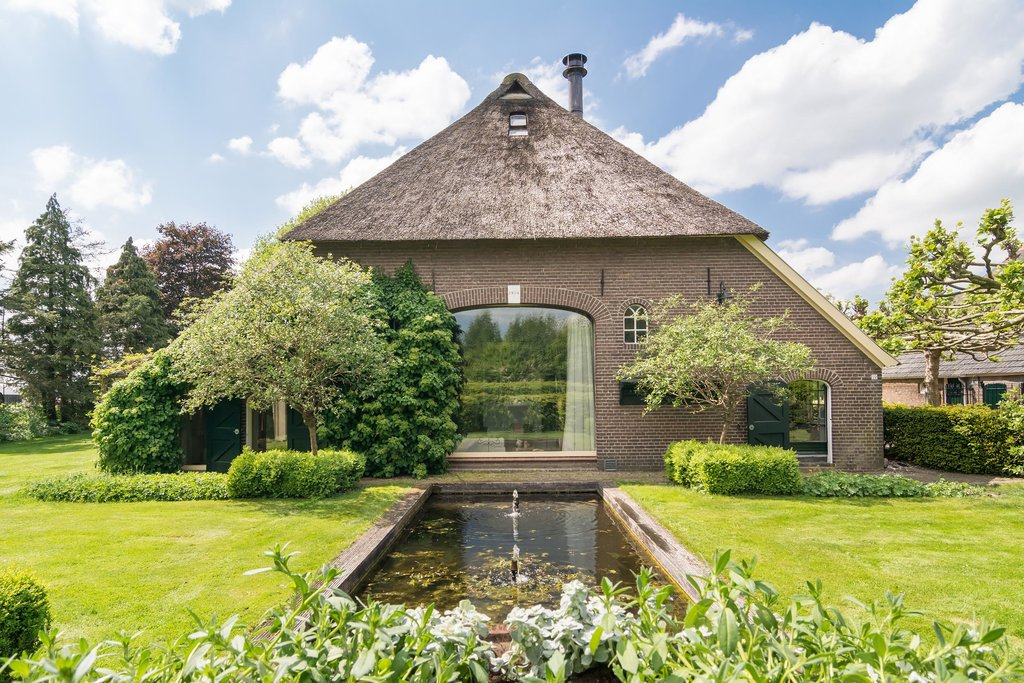 Dortherdijk 22 in eefde 7211 ls woonhuis te koop for Boerderij te koop gelderland vrijstaand