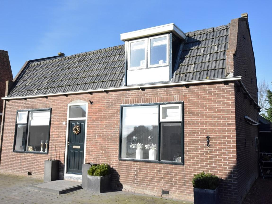 Horn 58 in Lutjebroek 1614 LW
