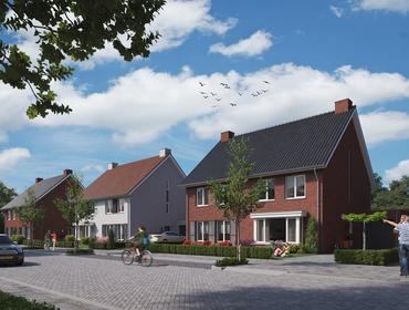 "Pr. Margrietstraat ""Watervallei"" Bouwnr. 6 in Hooge Zwaluwe 4927 AJ"