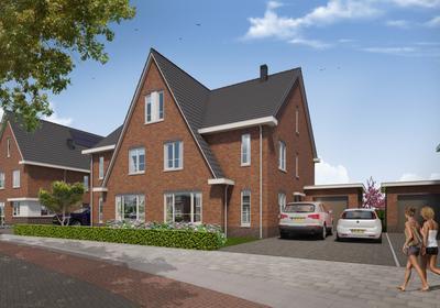 Kloosterkwartier|2-1 Kap Type B|Kavel 4 in Veghel 5461 BA