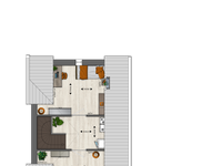 Vlinderlaan - Tweekapper Kavel 6 in Mierlo 5731 ZK