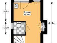 Verlengde Kerkweg 22 in Ridderkerk 2985 AZ
