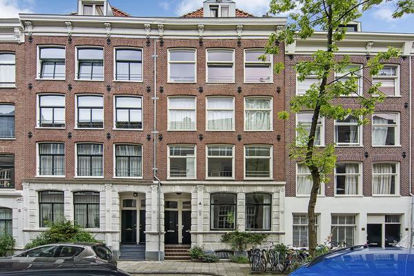 Eerste Nassaustraat 12 -1 in Amsterdam 1052 BG