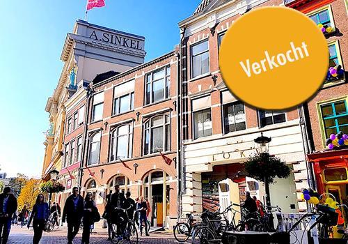 Ganzenmarkt 2 - 6 in Utrecht 3512 GD