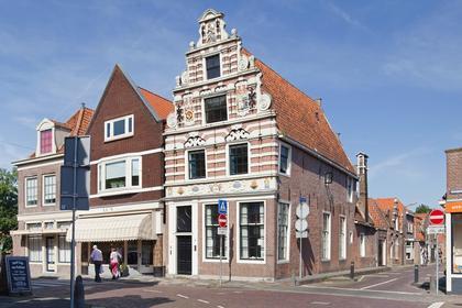 Westerstraat 158 in Enkhuizen 1601 AN
