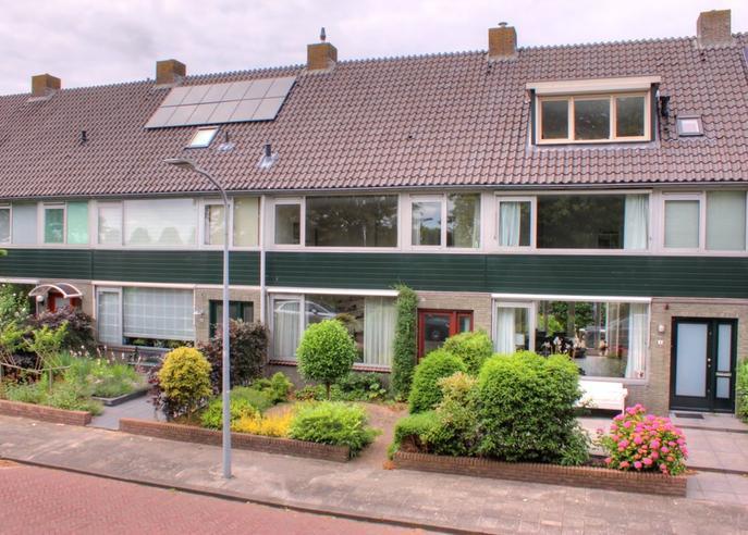 Leendert Meeszstraat 8 in Haarlem 2015 JS