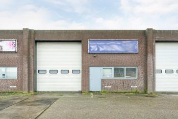 Van Konijnenburgweg 42 D in Bergen Op Zoom 4612 PL