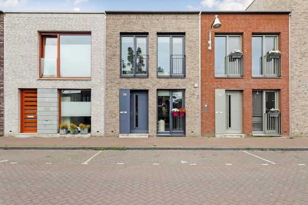 Hoornplantsoen 36 in Amersfoort 3826 AT