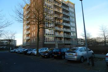 Appartement te huur 3 kamers Almere Stad Messiaenplantsoen 67.
