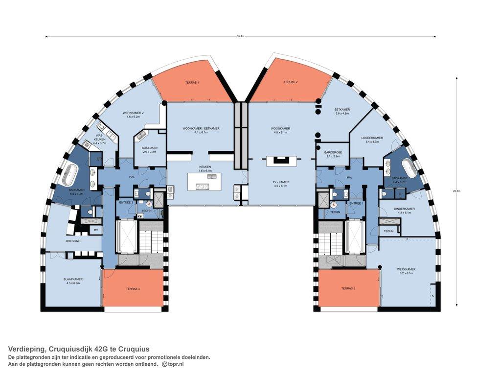 Cruquiusdijk 42 G in Cruquius 2142 ER: Appartement te koop ...