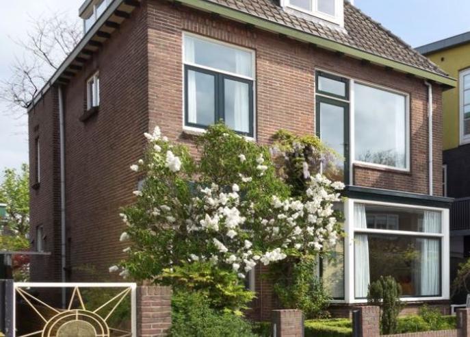 Marconistraat 5 in IJmuiden 1973 PJ