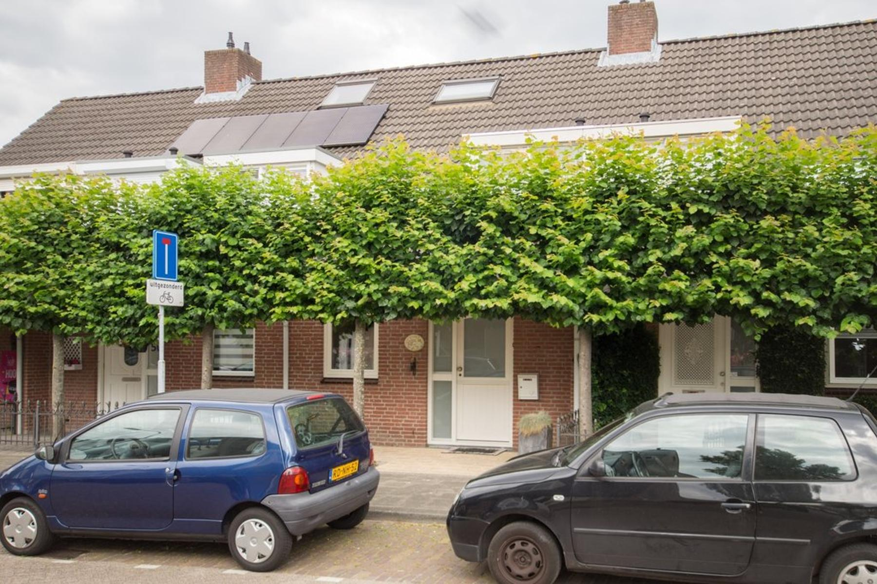 Van Bylandtstraat 52 in Tilburg 5046 MC