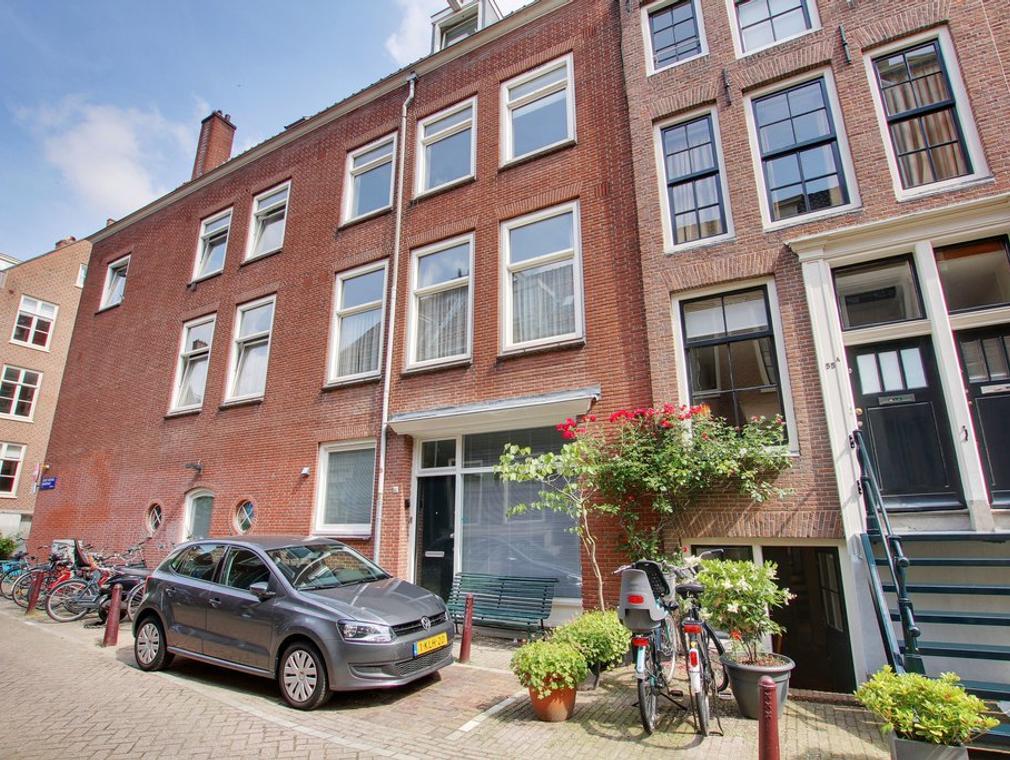 Eerste Weteringdwarsstraat 53 in Amsterdam 1017 TM
