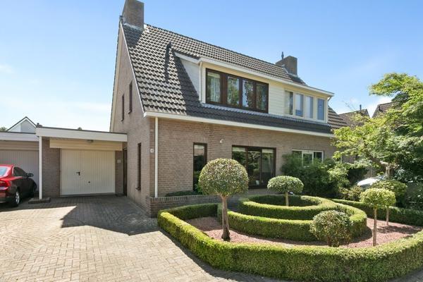 Eiberberg 4 in Roosendaal 4708 EP
