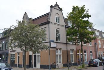 Paul Krugerkade 23 Rood in Haarlem 2021 BM