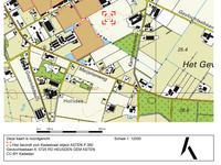 Gevlochtsebaan in Heusden 5725 RD
