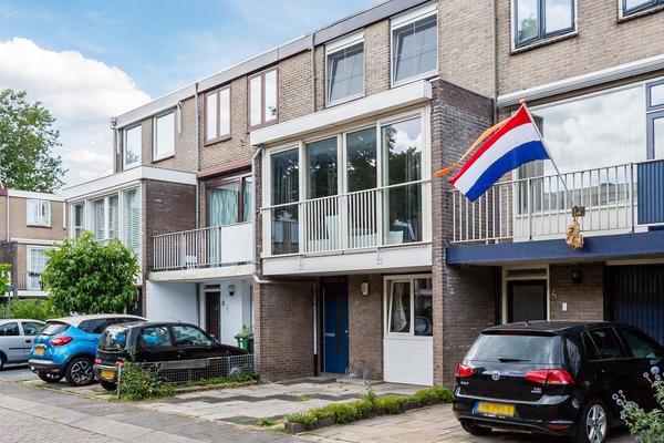Chabotlaan 6 in Nieuwegein 3431 GH