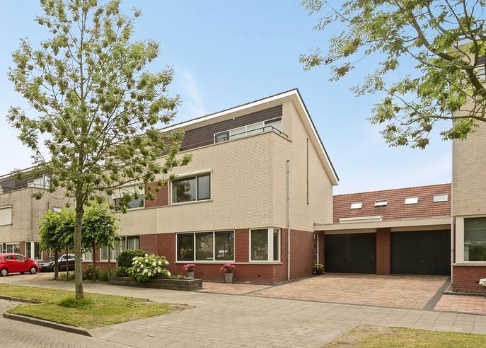 Zilverplevier 19 in Bergen Op Zoom 4617 KR
