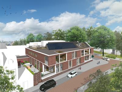 Stadhoudershof (Bouwnummer 1) in Schiedam 3116 GK
