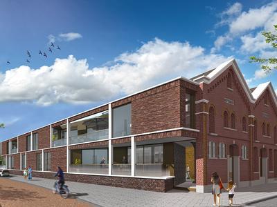 Stadhoudershof (Bouwnummer 6) in Schiedam 3116 GK