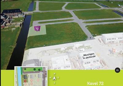 Heerenweide Kavel 72 in Spanbroek 1715