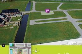 Heerenweide Kavel 77 in Spanbroek 1715