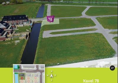 Heerenweide Kavel 78 in Spanbroek 1715