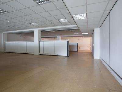 Gezamenlijke kantoorruimte te huur op bedrijventerrein de Waarderpolder in Haarlem.