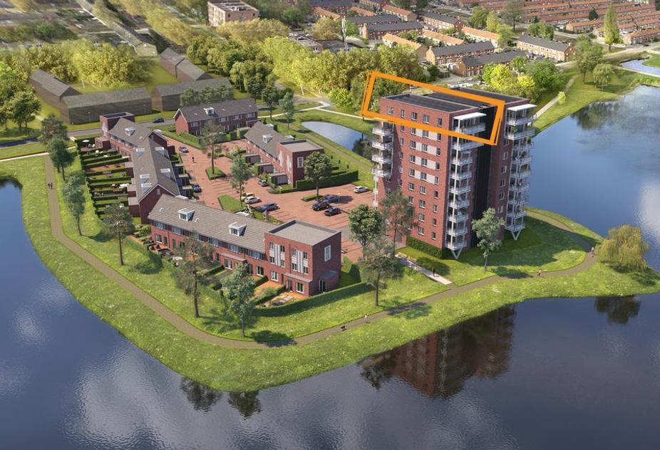 Eimers Eiland (Bouwnummer 65) in Arnhem 6832 GS