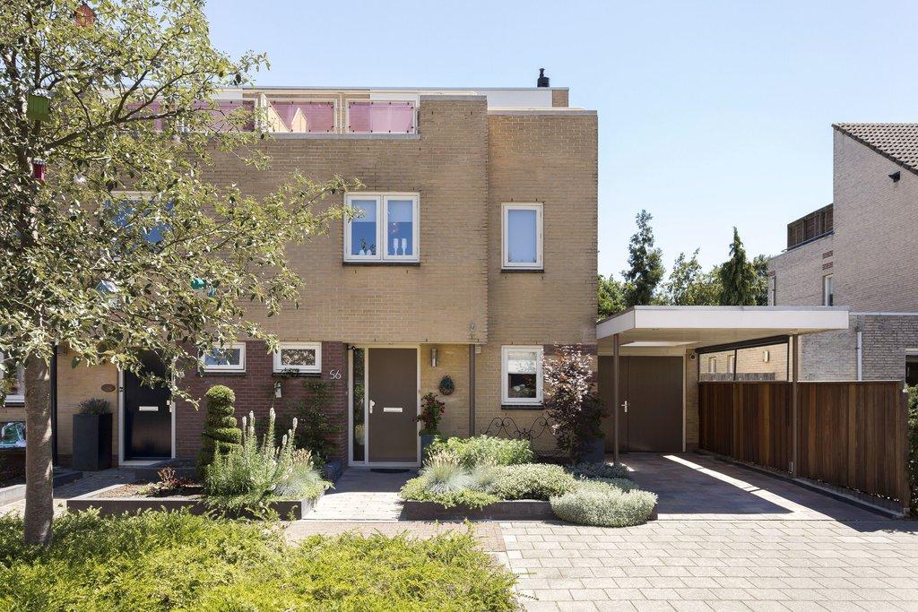 Beukenstuklaan 56 in veenendaal 3903 dp: woonhuis. van ginkel