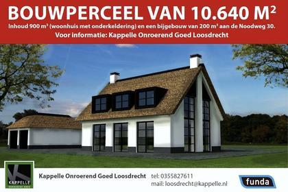 Noodweg 30 in Hilversum 1213 PX